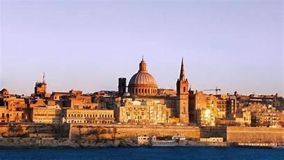 Malta Valletta Cathedral Attractions St Travel Capita