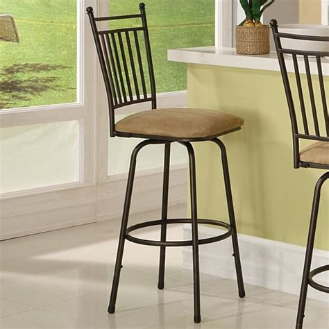 Upholstered Kitchen Counter Stools by 52 Types Of Counter Bar Stools Buying Guide