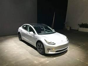 Tesla Model 3 Appeared For Sale On Craigslist Drivers