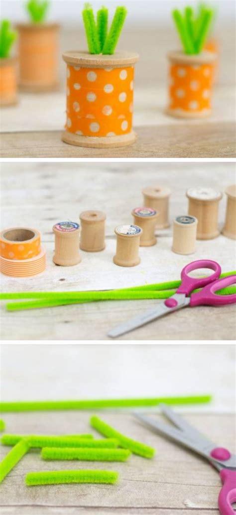 30 creative diy spring crafts for kids sponge kids