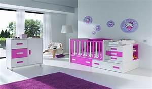 Chambre Enfant Moderne : 35 id es originales pour la d coration chambre b b ~ Teatrodelosmanantiales.com Idées de Décoration