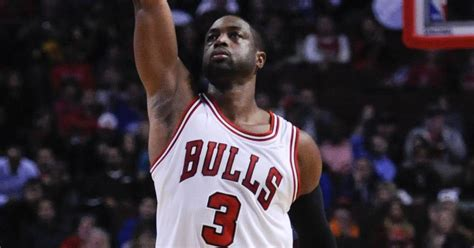 wade  long range keys chicago bulls opening night win