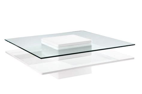 cuisine conforama blanche table basse brenton verre blanc table basse topkoo