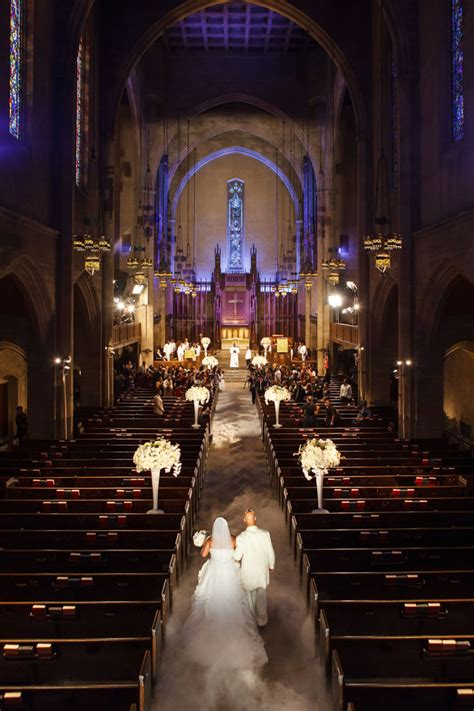 First Congregational Church Of Los Angeles Weddings