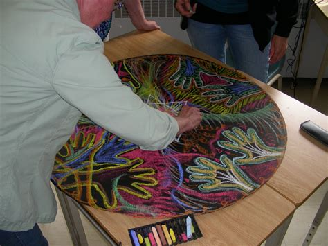 mandala art therapy ideas  pinterest