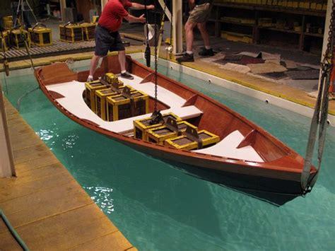 peeler skiff woodenboat magazine