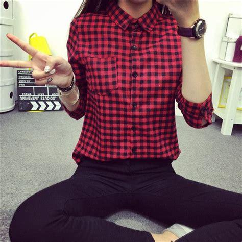 Más de 10 ideas fantásticas sobre Camisas Cuadros Mujer en ...