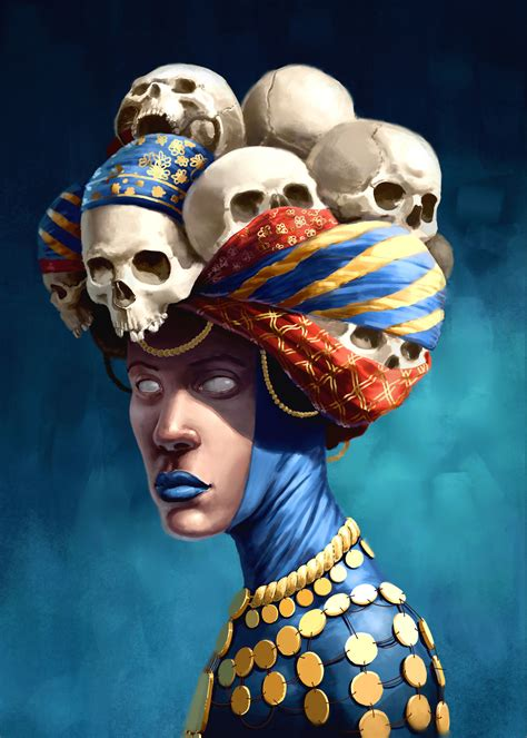 ArtStation - Gypsy, Alexandre Carvalho