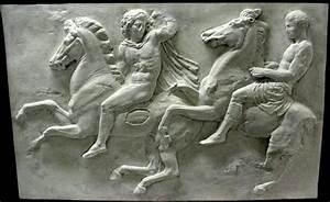 Parthenon Frieze  Ii Sculpture For Sale  Item  753
