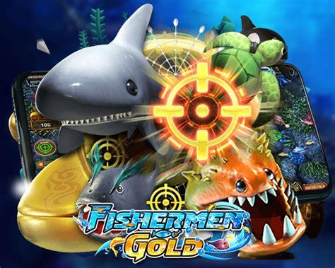 เกมส์ยิงปลา เงินดี ได้เงินจริง และโครตมัน Fishermen Gold ...