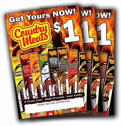 Country Meats Poster Order Money Secret Easy