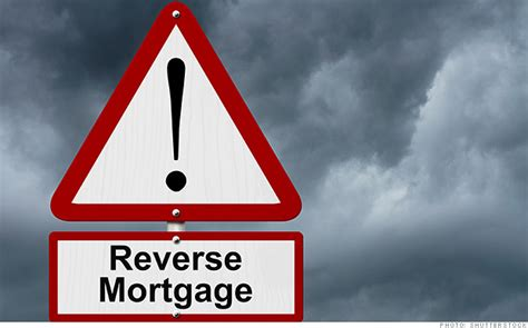 reverse mortgages   worth  risk nov