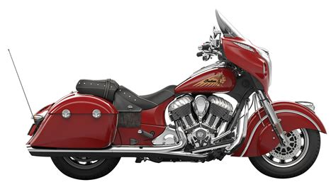 2016 Indian Chieftain Review