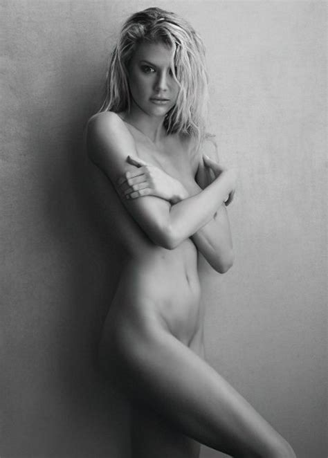 Charlotte Mckinney Nude Bandw And Color 25 Photos The