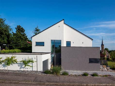 Moderne Häuser Ohne Dachüberstand by Modernes Massivhaus Baumeister Haus Haus Rademacher
