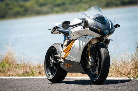 First Italian Electric Sportbike