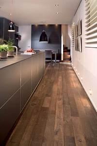 Sol Vinyle Cuisine : rev tement sol cuisine 19 mod les de sols pour une ~ Farleysfitness.com Idées de Décoration