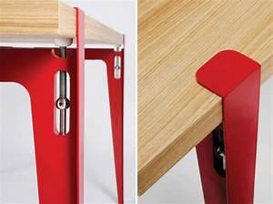 Pied De Table : 39 id es d co de tr teaux pour cr er une table ou un bureau ~ Teatrodelosmanantiales.com Idées de Décoration