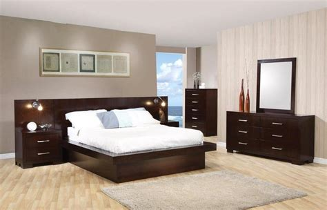 Lovely Contemporary Bedroom Sets King Atmosphere Ideas