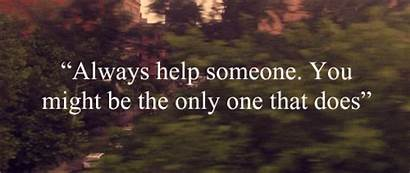 Help Someone Always