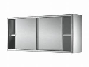 meuble haut cuisine avec porte coulissante 2 meuble de With meuble cuisine avec porte coulissante