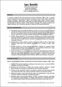 CV Examples UK