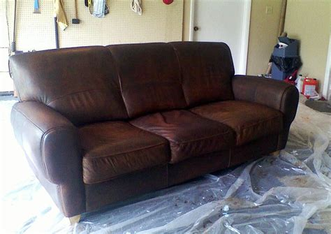 Leather Furniture Upholstery by Weeds How To Dye Or Stain Leather Furniture Leather