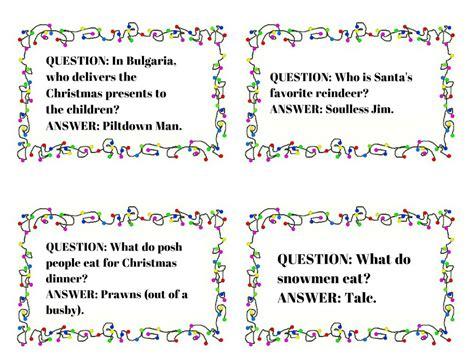 THE MAN'S DADDY'S CHRISTMAS CRACKER COMEDY JOKES - DIGITISER