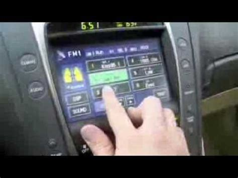 How To Update 2006 Lexus Gs300 Start Up, Engine, And Gps