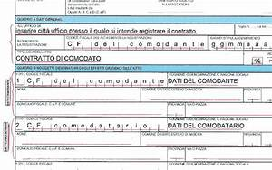 Registrazione contratto comodato uso Tovaglioli di carta