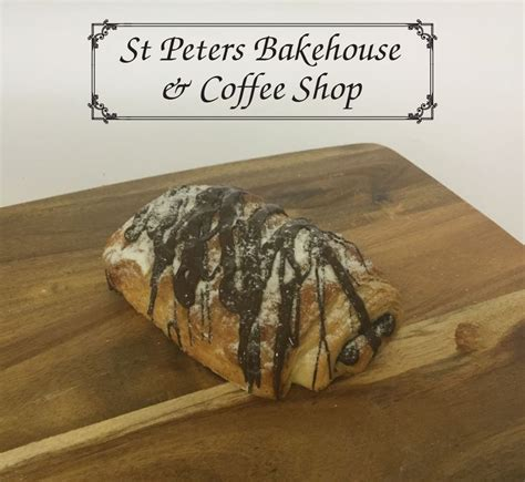 chocolate croisant st peters bakehouse
