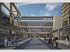 GHA News John Lewis Oxford wins planning