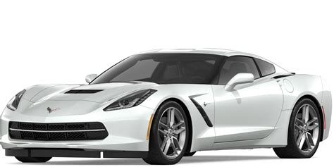White Sport Car by 2019 Corvette Stingray Sports Car Chevrolet
