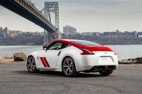 nissan z exterior 2020 2020 nissan 370z 50th anniversary edition a 2 600 option