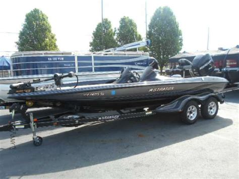 Stratos Bass Boats by Stratos Bass Boats For Sale Boats