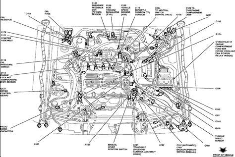 dohc  duratec engine diagram auto electrical