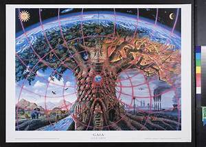 Gaia [Alex Grey] | Sartle - See Art Differently