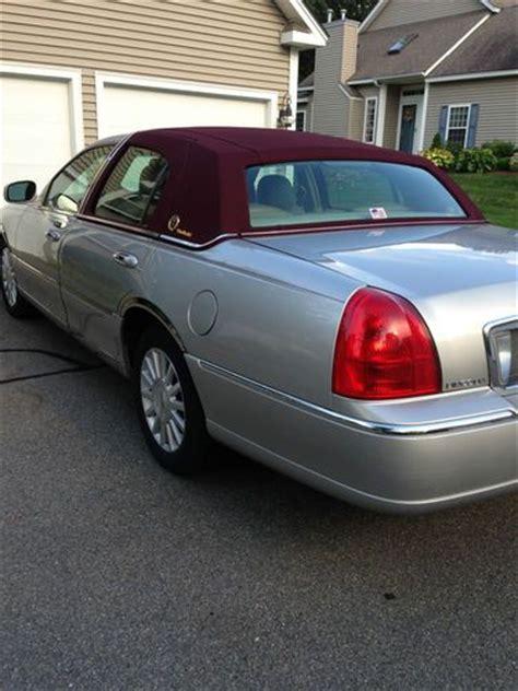 sell   lincoln town car presidential elegant