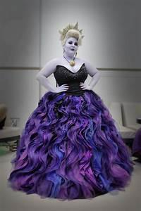 Meerjungfrau Kostüm Selber Machen : ursula aus arielle die meerjungfrau costum pinterest kost m kost me selber machen und ~ Frokenaadalensverden.com Haus und Dekorationen