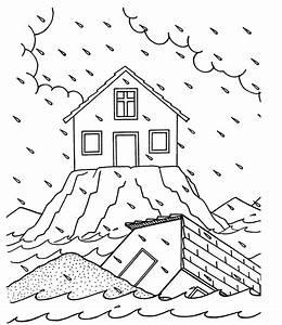Imagenes de desastres naturales para pintar Imagui