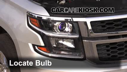 headlight change 2014 2017 chevrolet suburban 2015 chevrolet suburban lt 5 3l v8 flexfuel
