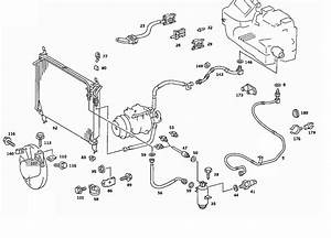 Please Send A Diagram Or Diagrams Of The Air Conditioning System On A 1990 300sel  There U0026 39 S A