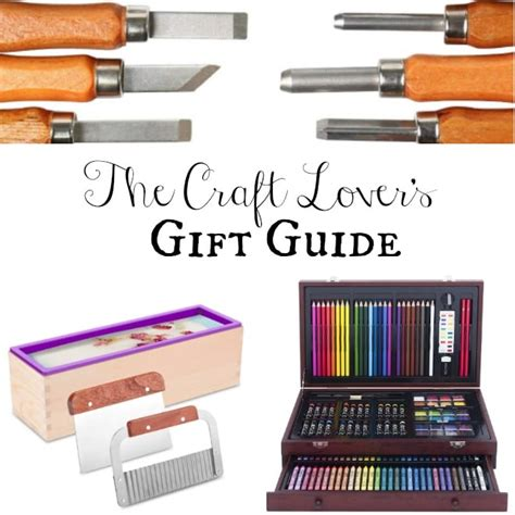 craft lover gift guide hobby lobby giveaway