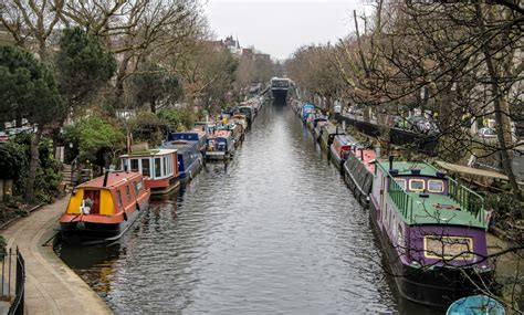 Little Venice, London, Enjoy The Scenery while Sailing   Traveldigg.com