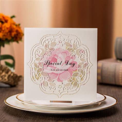 50Pcs/pack Wedding/Business/Party/Birthday Invitation