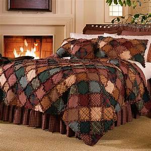 Campfire Quilt & Bedding by Donna Sharp