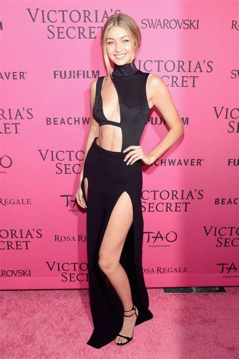 GIGI HADID at Victoria's Secret 2015 Fashion Show After ...