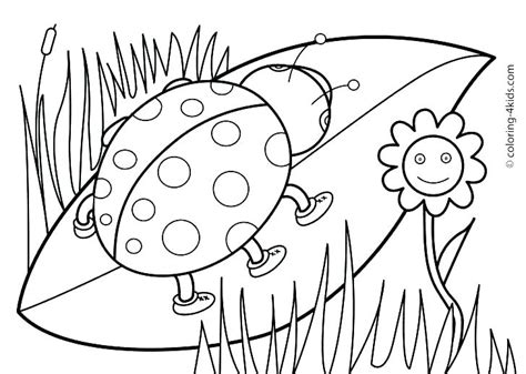 Coloring Pages For Kindergarten Pdf At Getcolorings.com