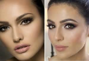 Вечерний макияж для карих глаз модные тенденции 2017 . портал для современных женщин