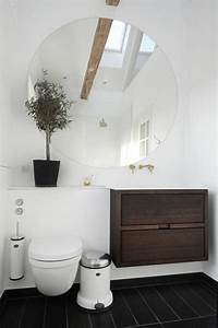 1001 idees pour amenager une petite salle de bain des With petit miroir de salle de bain